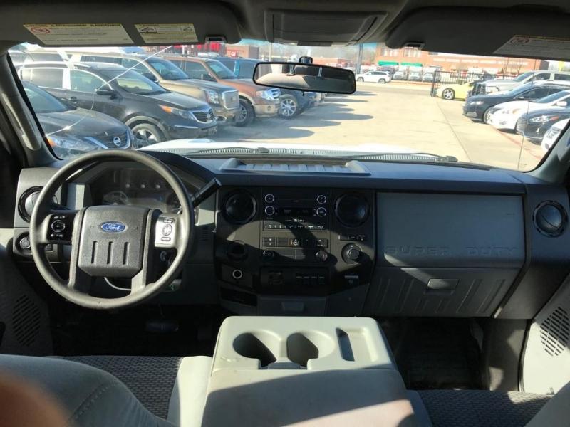 Ford Super Duty F-350 DRW 2013 price $16,500