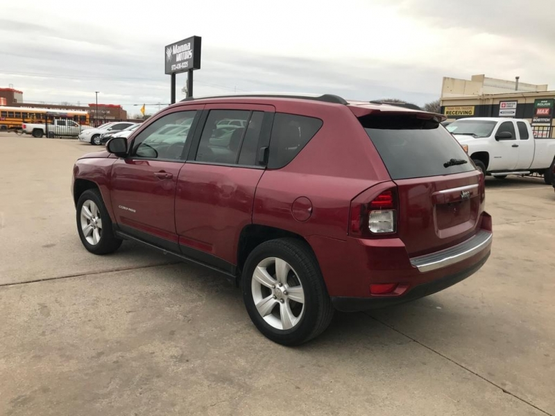 Jeep Compass 2015 price $10,500