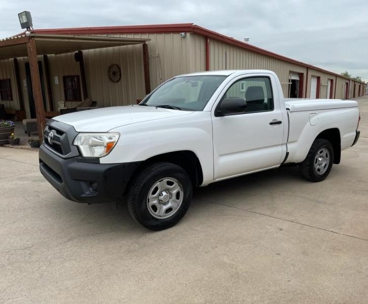 Toyota Tacoma 2014 price $16,500