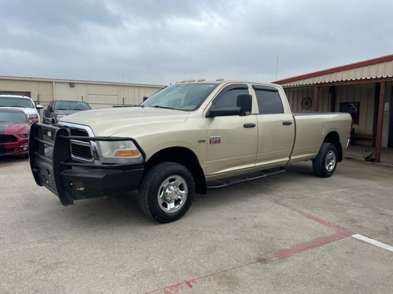 RAM 2500 2011 price $10,500