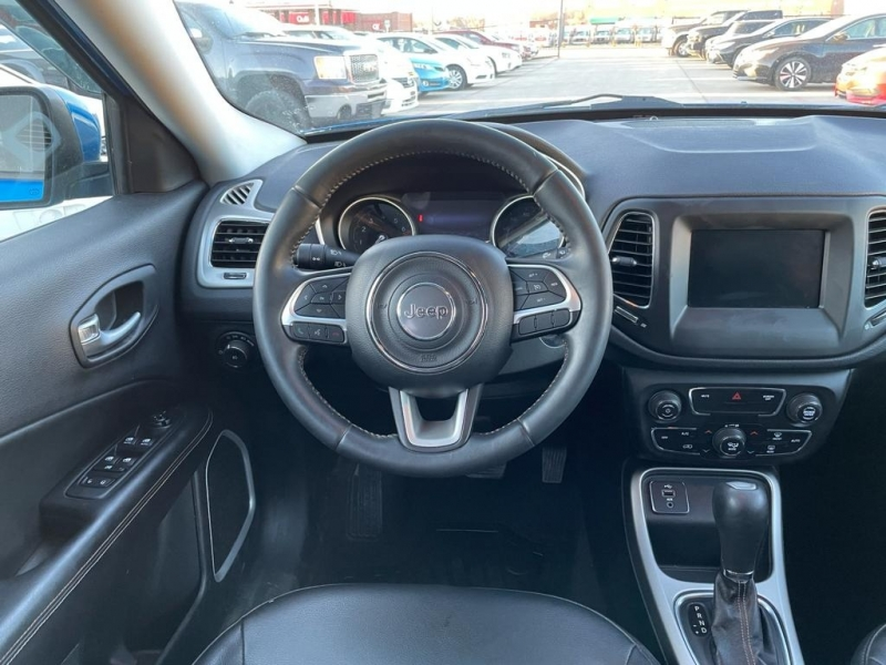 Jeep Compass 2017 price $16,500