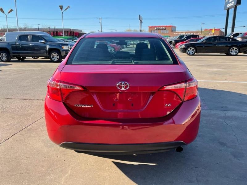 Toyota Corolla 2018 price $16,500