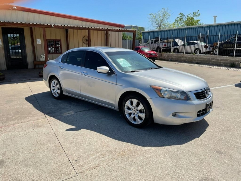 Honda Accord Sedan 2009 price $7,700