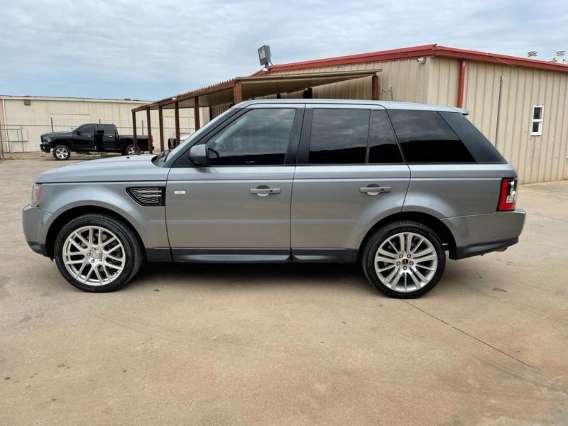 Land Rover Range Rover Sport 2012 price $18,500