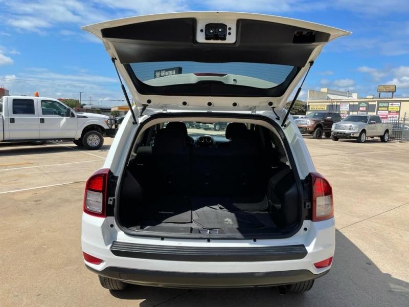 Jeep Compass 2016 price $14,500