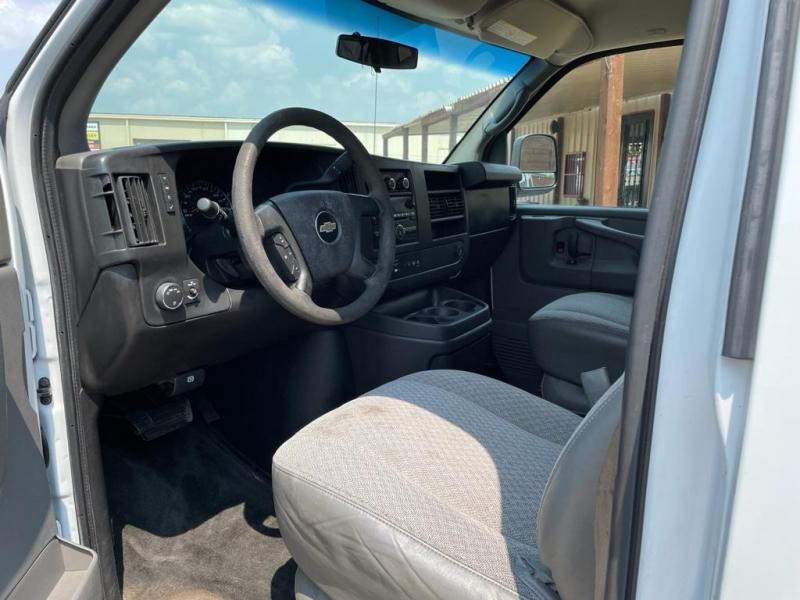 Chevrolet Express Passenger 2014 price $18,500