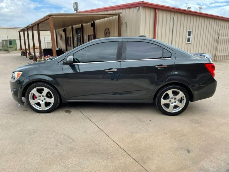 Chevrolet Sonic 2015 price $11,500
