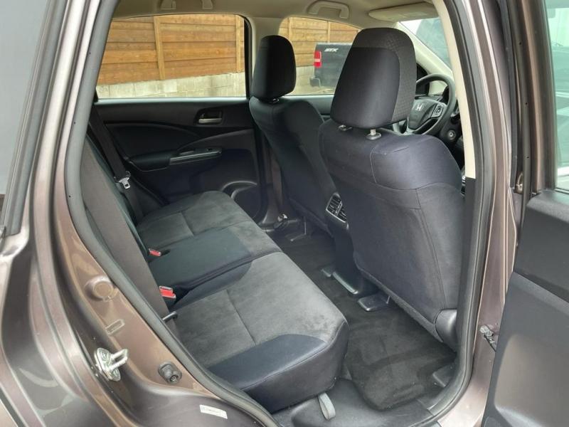 Honda CR-V 2015 price TBA