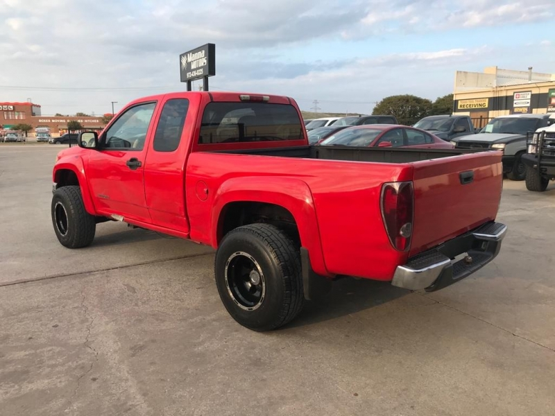 Chevrolet Colorado 2005 price $4,500