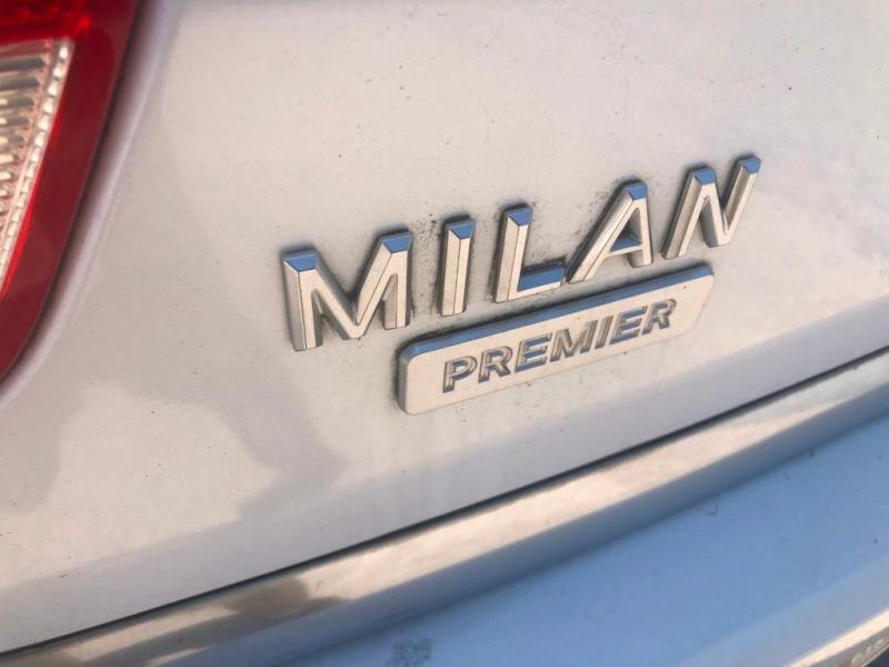 Mercury Milan 2011 price $5,900