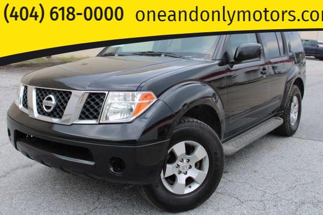Nissan Pathfinder 2005 price $4,900
