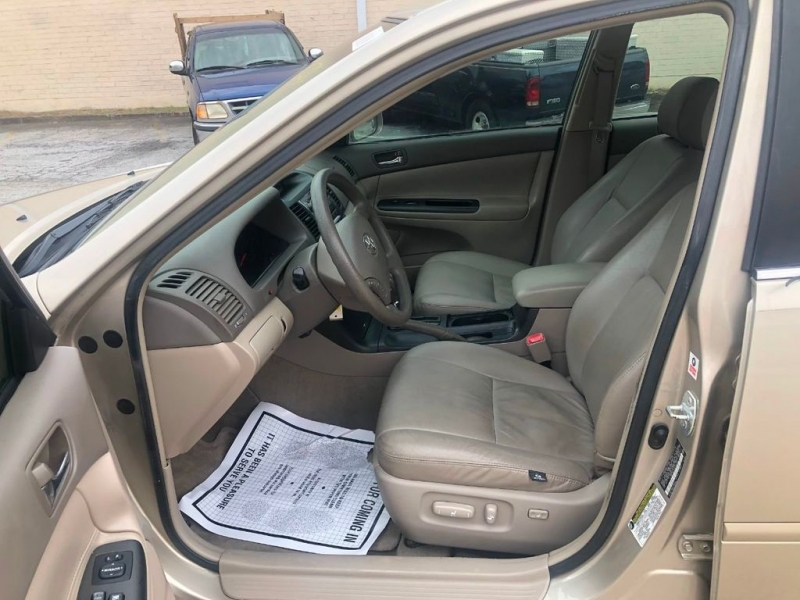 Toyota Camry 2006 price $8,700