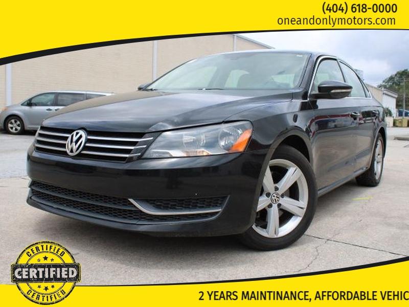 Volkswagen Passat 2012 price $7,200