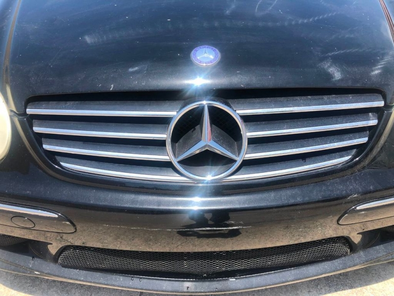 Mercedes-Benz CLK 2005 price $7,900