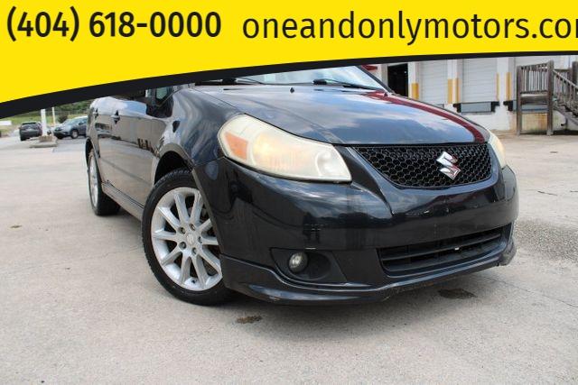 Suzuki SX4 2008 price $4,900