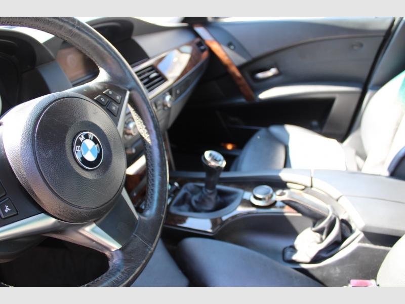 BMW 5 Series 2007 price $8,300