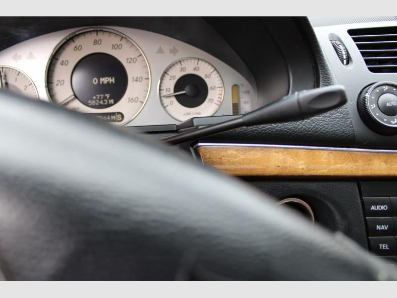 Mercedes-Benz E-Class 2008 price $9,700