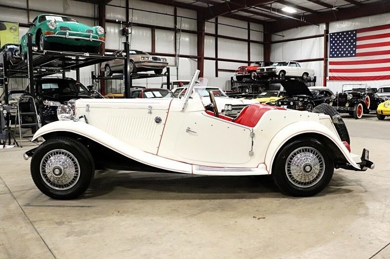 Volkswagen MG TC 1971 price $28,500