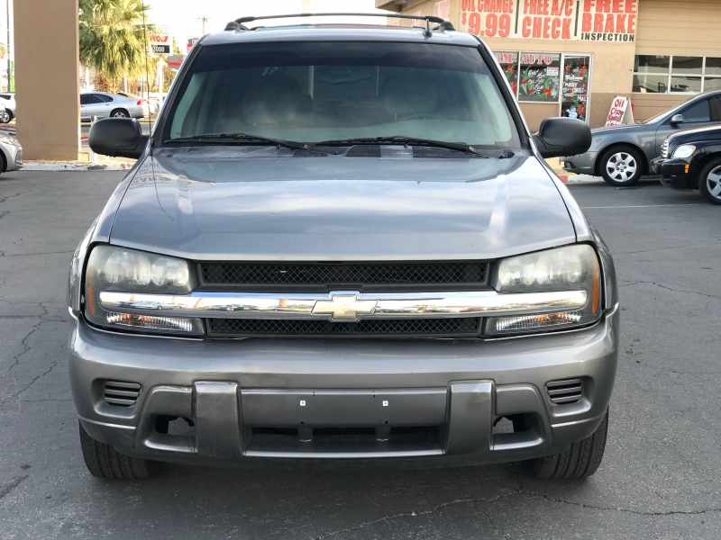 Chevrolet TrailBlazer 2007 price $6,495