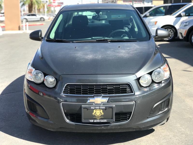 Chevrolet Sonic 2014 price $7,495
