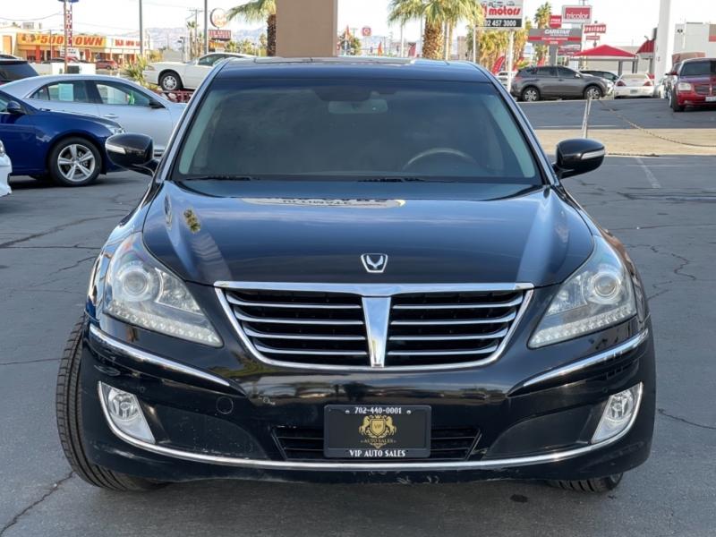 Hyundai Equus 2012 price $12,495