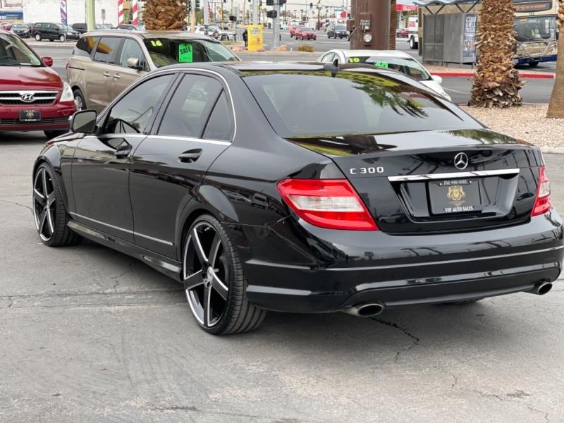 Mercedes-Benz C-Class 2009 price $9,995