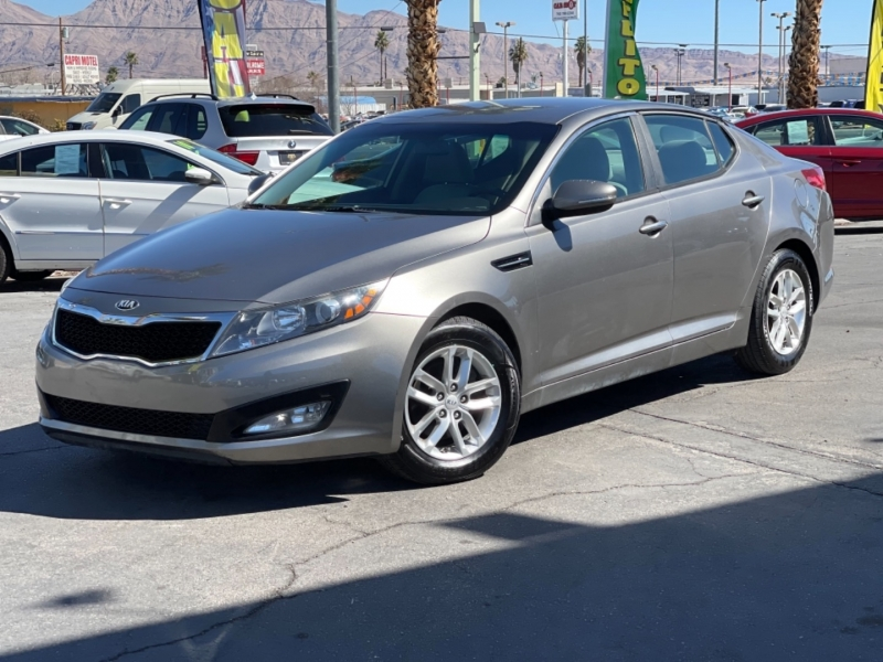 Kia Optima 2013 price $10,495
