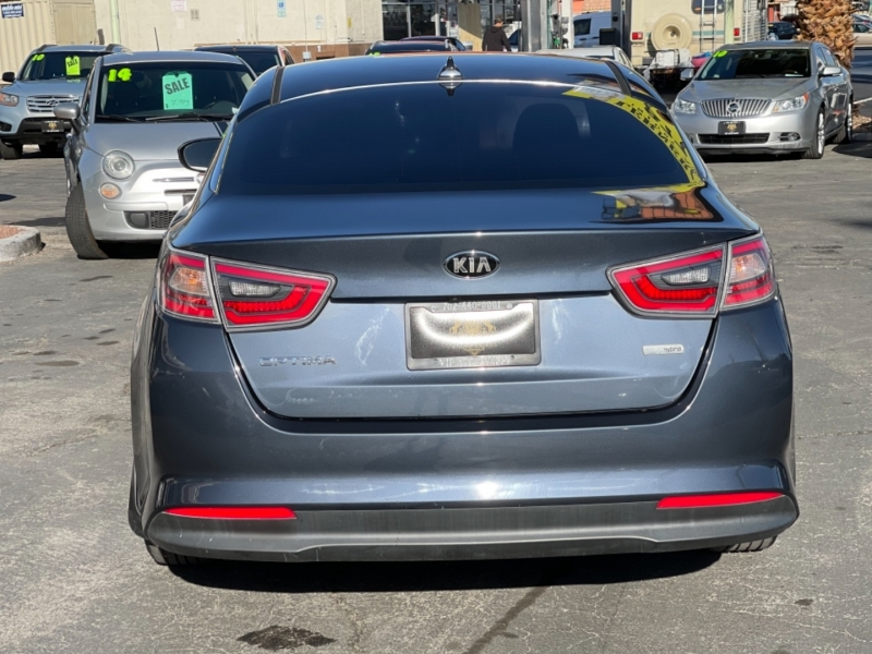 Kia Optima Hybrid 2014 price $9,995