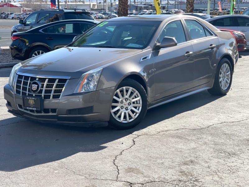 Cadillac CTS Sedan 2012 price $11,495