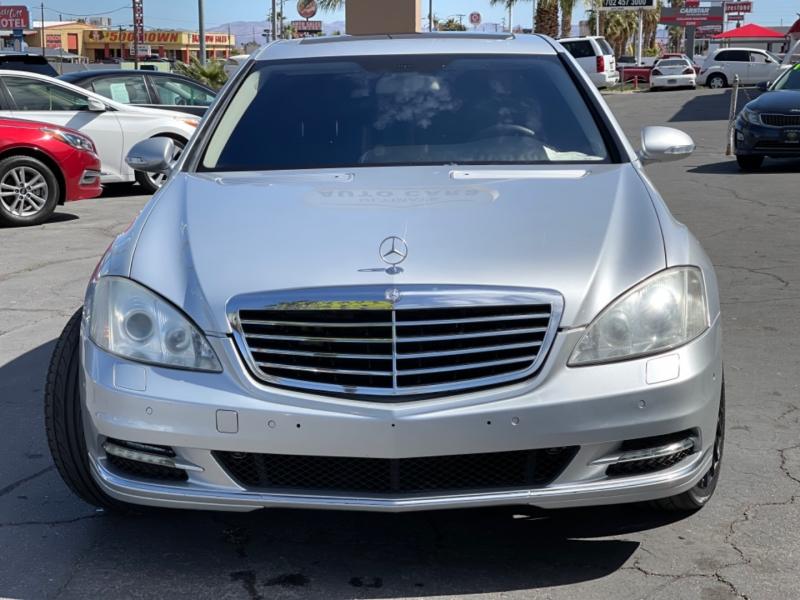 Mercedes-Benz S-Class 2008 price $14,995