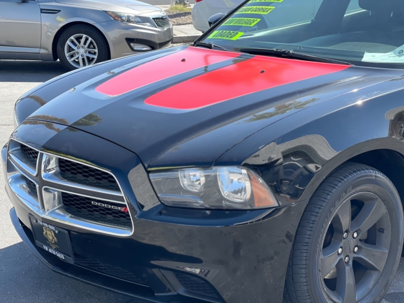 Dodge Charger 2013 price $13,995