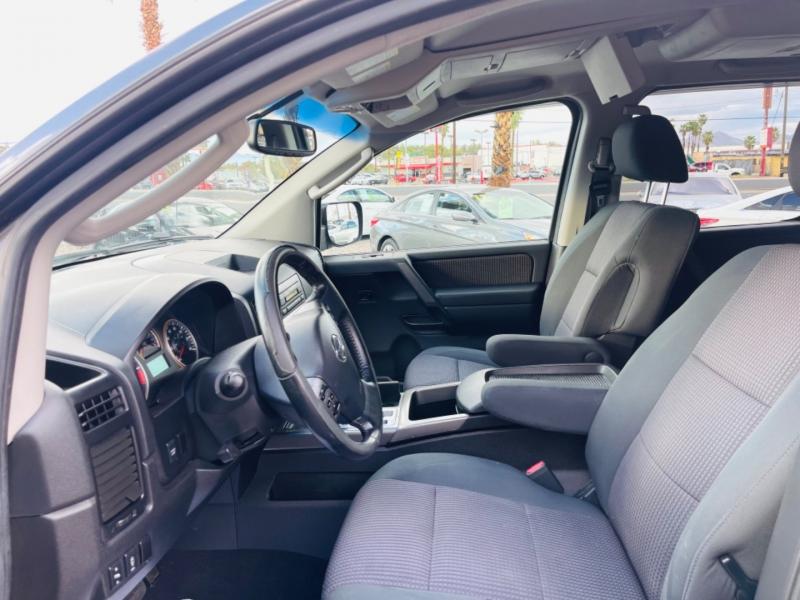 Nissan Titan 2008 price $15,995