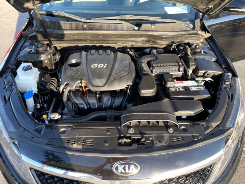 Kia Optima 2013 price $12,495