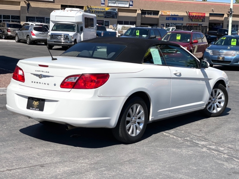 Chrysler Sebring 2010 price $9,495