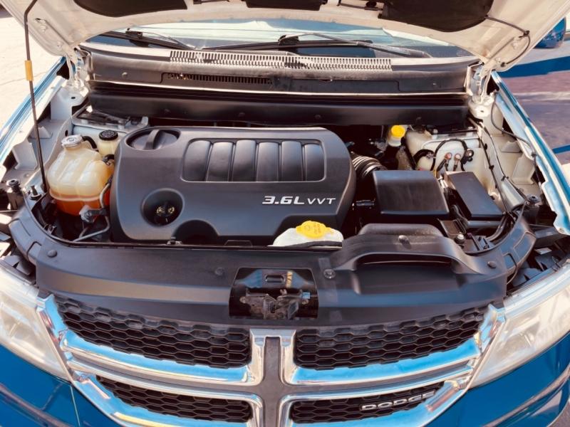 Dodge Journey 2011 price $11,495