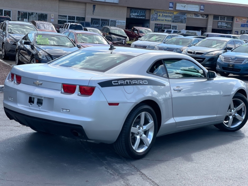 Chevrolet Camaro 2011 price $13,495