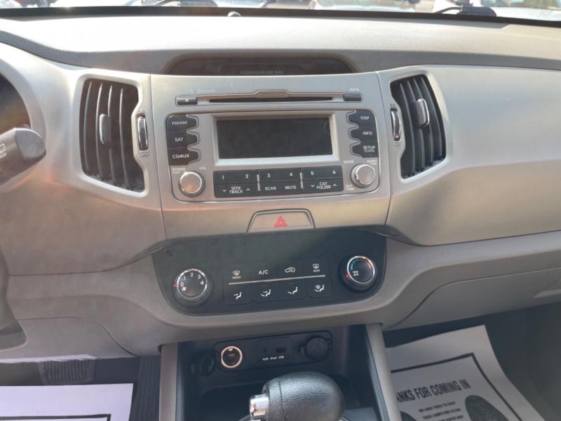 Kia Sportage 2011 price $11,995