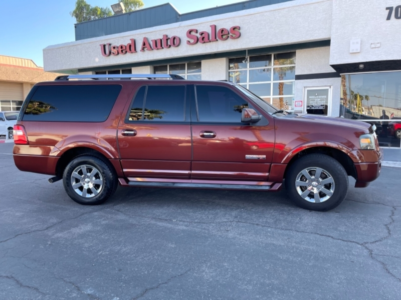 Ford Expedition EL 2008 price $12,495