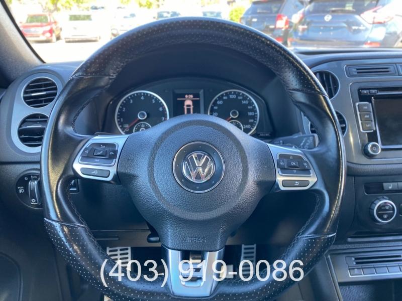 Volkswagen Tiguan 2015 price $15,999