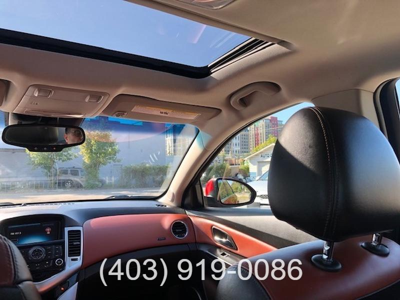 Chevrolet Cruze 2012 price $7,999