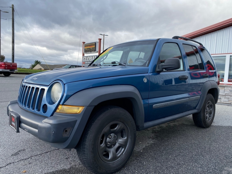 Jeep Liberty 2006 price $3,999