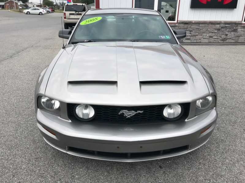 Ford Mustang 2008 price $11,200