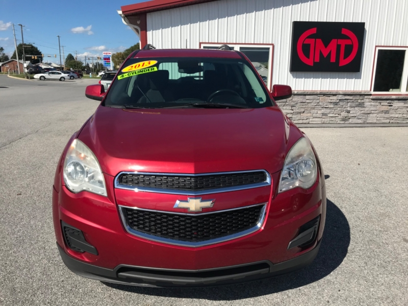 Chevrolet Equinox 2013 price $10,400