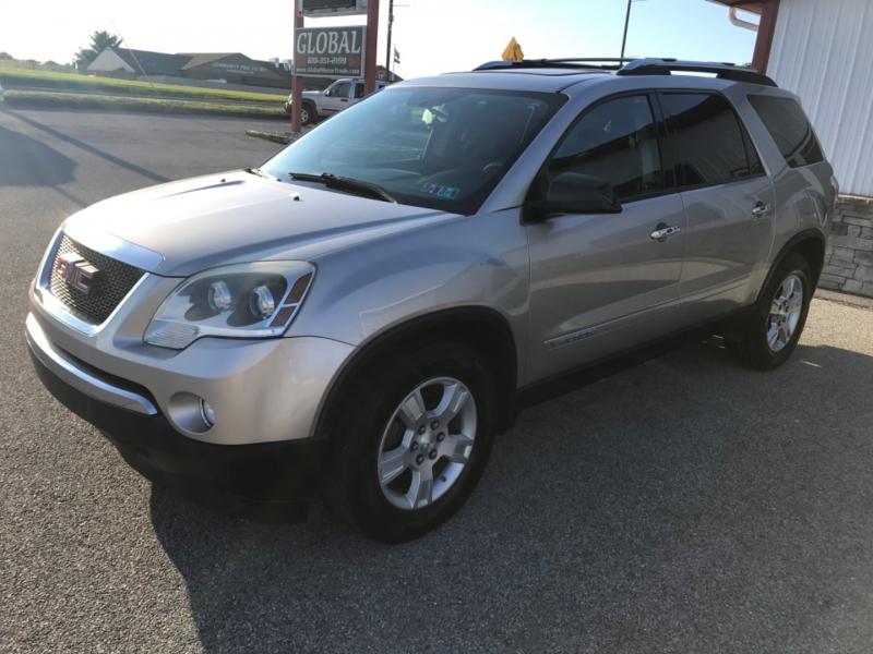 GMC Acadia 2007 price $8,800
