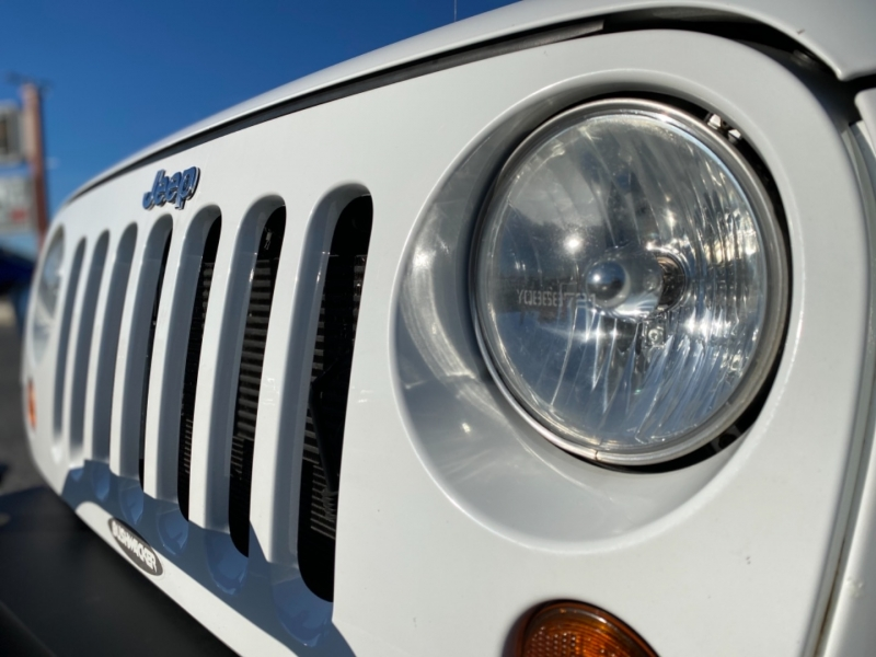 Jeep Wrangler Unlimited 2012 price $21,500