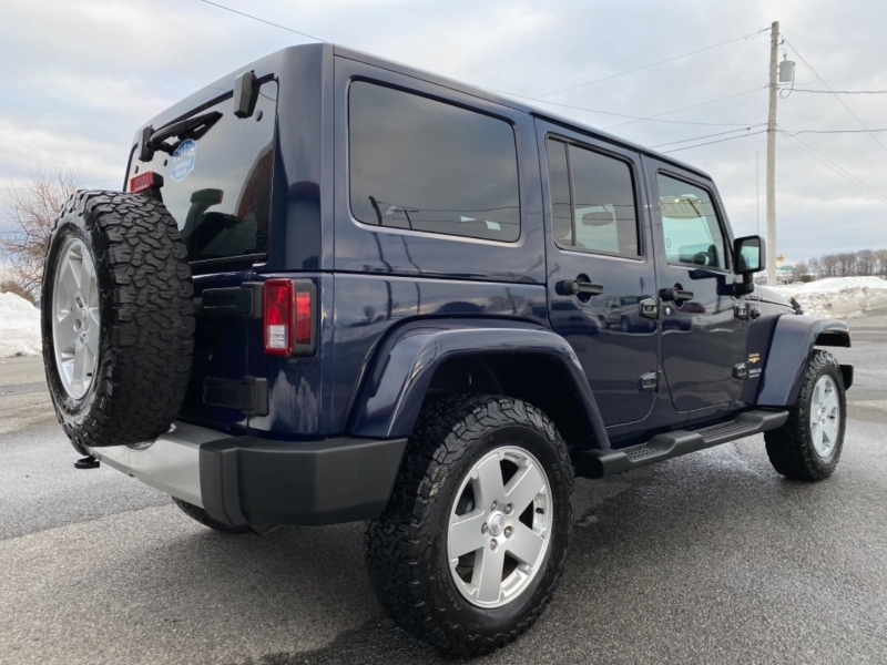 Jeep Wrangler Unlimited 2013 price $23,500