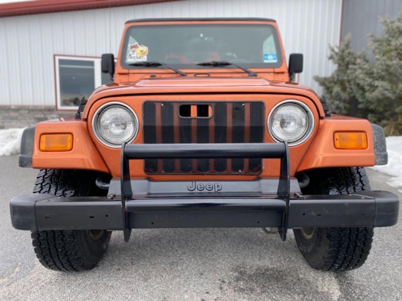 Jeep Wrangler TJ 2001 price $8,900