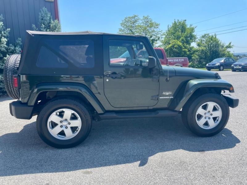 Jeep Wrangler 2011 price $16,995