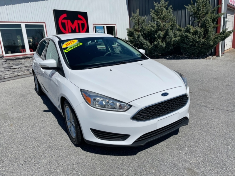 Ford Focus 2015 price $8,700