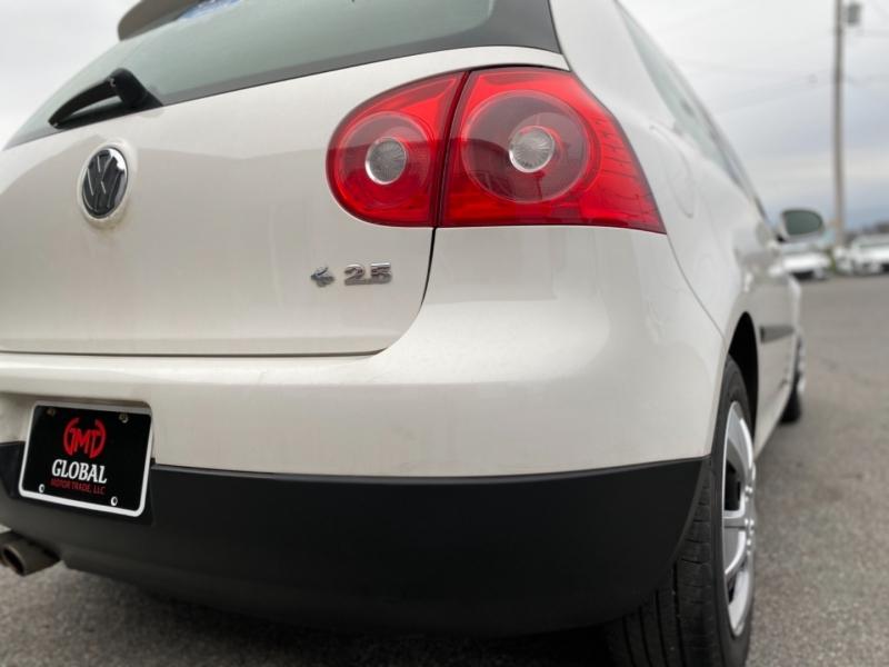 Volkswagen Rabbit 2008 price $4,500
